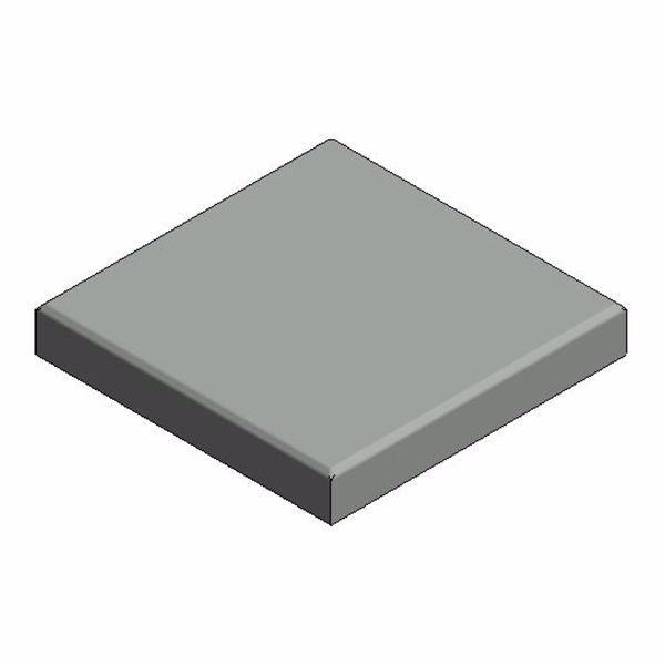 Afbeeldingen van Betontegel 30x30x45mm 9 kg