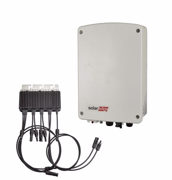 Afbeeldingen van Solaredge 1500M + M2640 optimizer Incl. monitoring interface