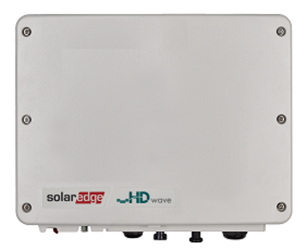 Afbeeldingen van Solaredge 3500H_HD Wave_met SetApp configuratie