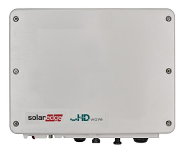 Afbeeldingen van Solaredge 6000H_HD Wave_met SetApp configuratie