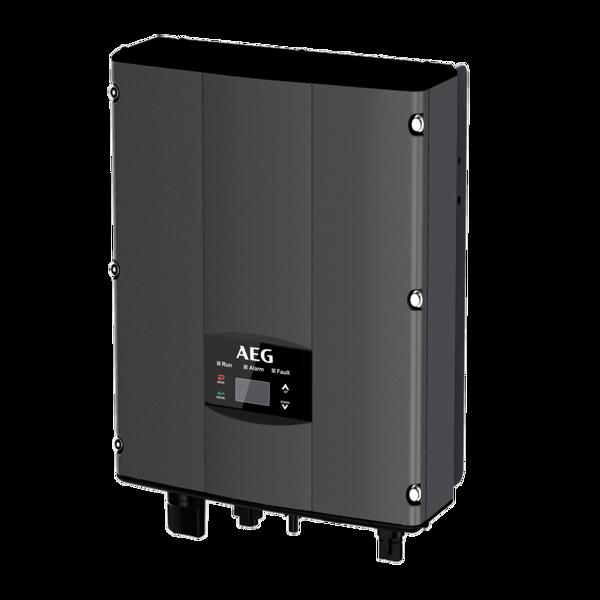 Afbeeldingen van AEG AS-5000-2, 1-Fase, 2 MPPT, incl. Wifi en DC schakelaar