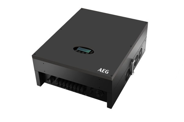 Bild von AEG AS-5000-2, 3-Fase, 2-MPPT, incl. Wifi en DC schakelaar