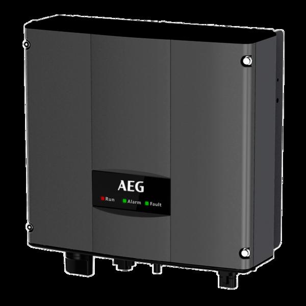Bild von AEG AS-5000, 1-Fase, 1-MPPT, incl. Wifi en DC schakelaar