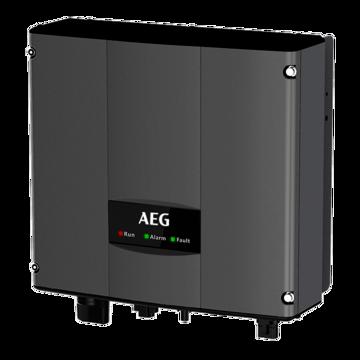 Afbeeldingen van AEG AS-750, 1-Fase, 1-MPPT, incl. Wifi en DC schakelaar