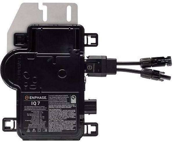 Afbeeldingen van Enphase Micro Inverter IQ7 (60 Cells) NL grid profiiel