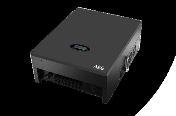 Afbeeldingen van AEG AS-8000-2, 3-Fase, 2-MPPT, incl. Wifi en DC schakelaar