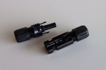 Afbeeldingen van Staubli MC4 connector Male (10mm²)