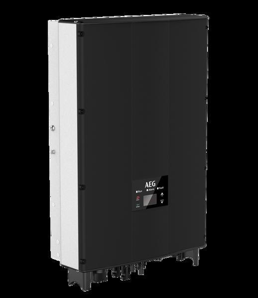 Afbeeldingen van AEG AS-10000-2, 3-Fase, 2-MPPT, incl. Wifi en DC schakelaar