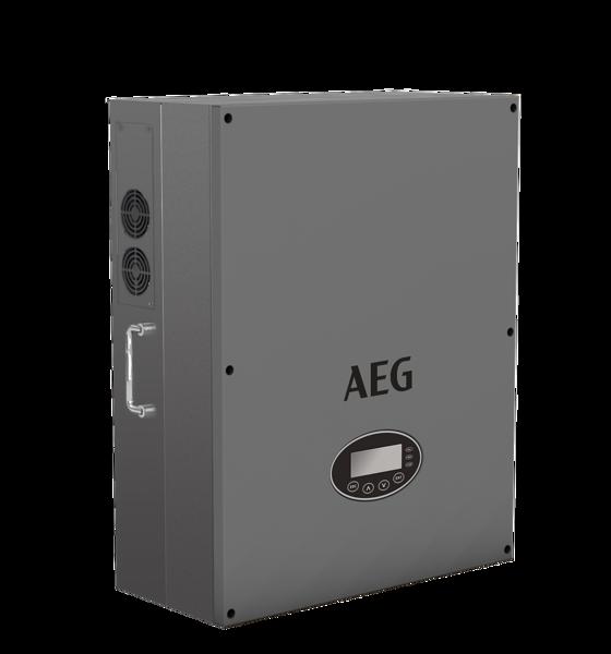 Afbeeldingen van AEG AS-12000-2, 3-Fase, 2-MPPT, incl. Wifi en DC schakelaar