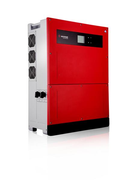 Afbeeldingen van Goodwe 60KN-MT, RS485/ DC switch/ 5 jaar garantie + AFCI