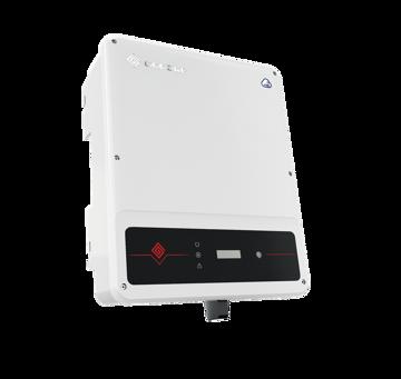 Bild von Goodwe 4K-DT G2, Wifi/ DC switch/ 5 jaar garantie