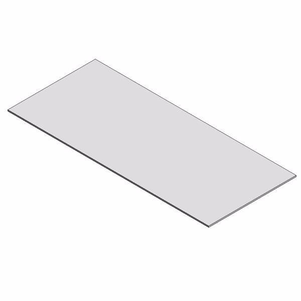 Afbeeldingen van Onderlegmat voor PVC dak 310x135mm voor ophoogblok