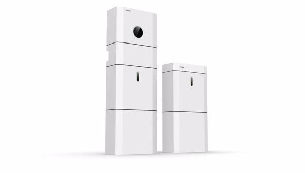 Afbeeldingen van BluE-S-5000D inclusief 2x 5.1KWh batterij
