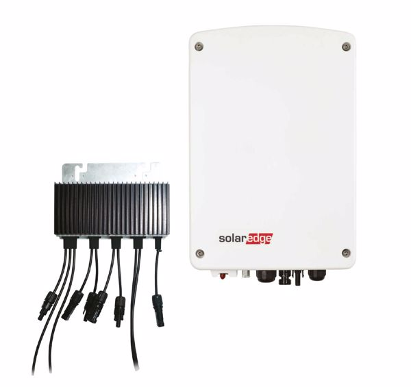 Afbeeldingen van SolarEdge 2000M + M2640 optimizer Incl. monitoring interface